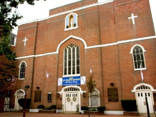 Old St Mary S Church Philadelphia Tripadvisor