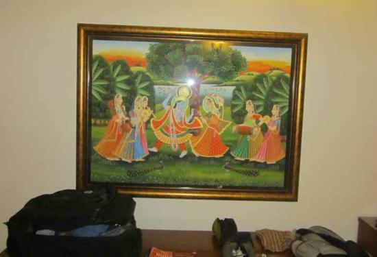 Saubhag Bed and Breakfast: Krishna room