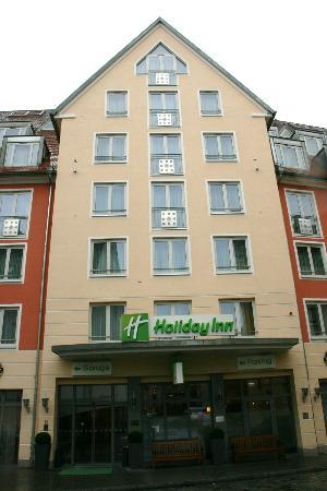 Holiday Inn Nurnberg City Centre: Top-Hotel