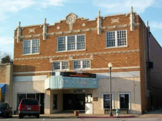 Lyric Theater, Harrison, Arkansas