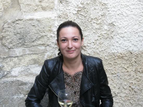 La Fête en Provence : Our helpful friend Lou (sp)