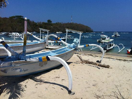 Joe's Gone Diving: Padang Bai.