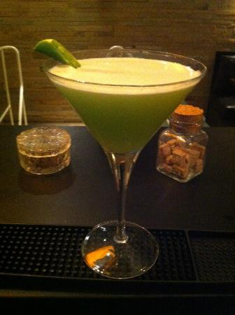 LMNT - Cafe & Lounge: Peas Crush - Have a sip of the Danish summer!
