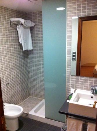 Hotel Las Ventas: Nuestro baño