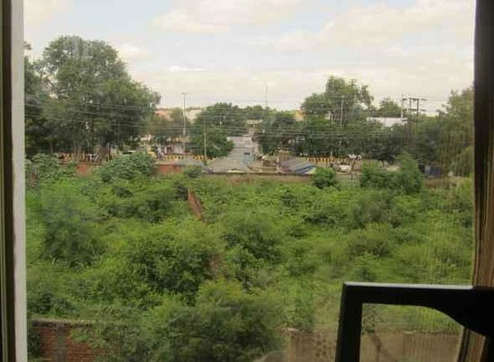 Agra - Regal Vista, A Sterling Holidays Resort: View from my room