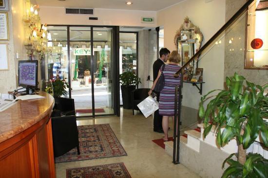 Hotel da Bruno: foyer - da Bruno Hotel