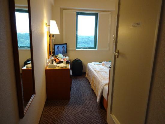 Center Hotel Narita : 客室