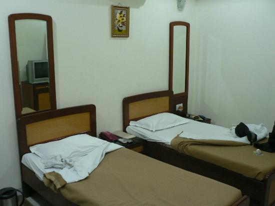 Hotel Tara Palace Chandni Chowk: Twin room