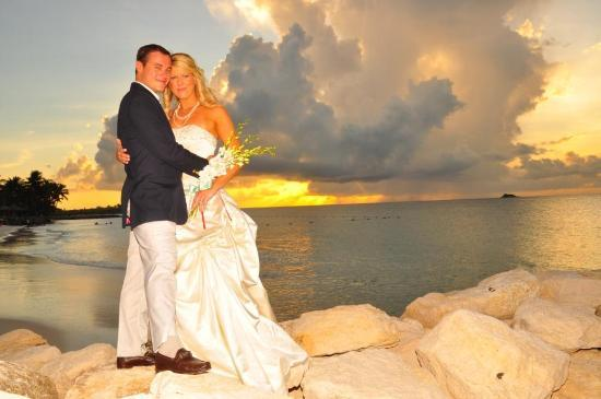 Sandals Grande Antigua Resort & Spa: Wedding Pics
