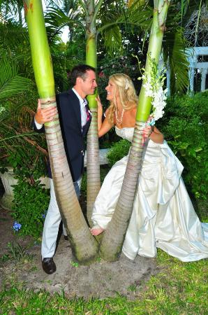Sandals Grande Antigua Resort & Spa: Wedding Pic