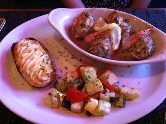 Kenwood Lane Grille: Stuffed Shrimp