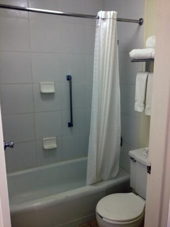 International Palms Resort & Conference Center Cocoa Beach: Nice clean tub.