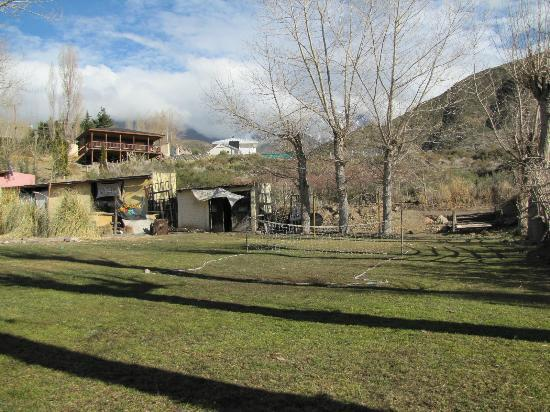El Puesto Hostel: Futbol, tejo, mini golf, etc. etc.