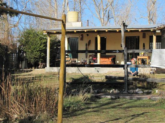 El Puesto Hostel: Casa A 2012, tiene casa B del otro lado