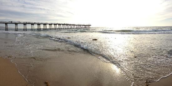 Beach House Hotel Hermosa Beach: Panoramic Picture of Hermosa Pier