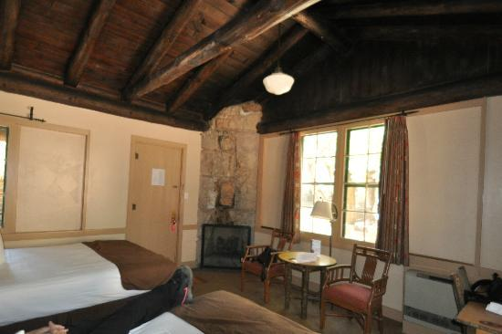 Grand Canyon Lodge - North Rim: western cabin #316