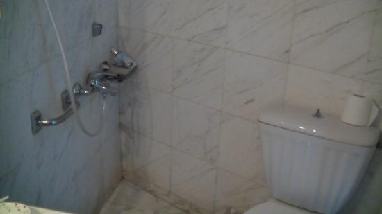 Aigialos Hotel: Levantes - Bathroom/WC