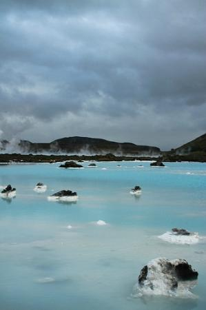 Azure waters of Blue Lagoon