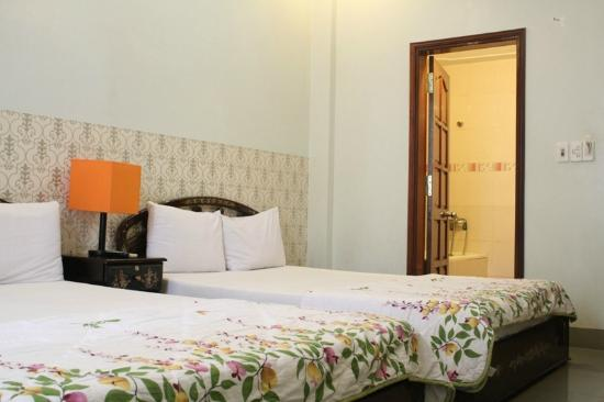 Hai Dang Hotel: my bed room