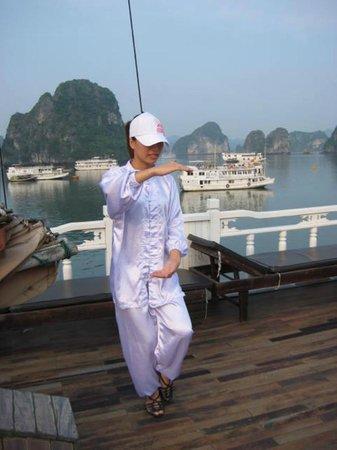 Asia Tour Advisor - Day Tours: Tai Chi start to the day