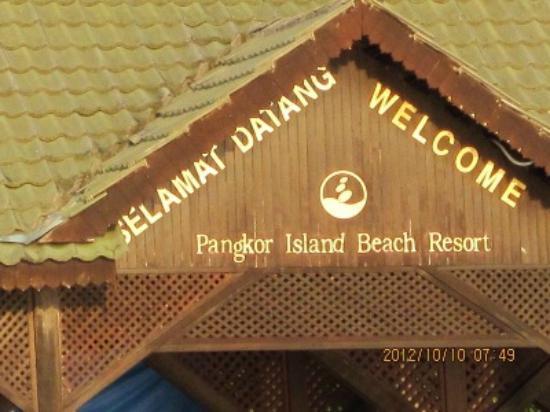 Pangkor Island Beach Resort: PIBR Jetty