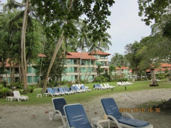 Pangkor Island Beach Resort: Ocean Wing Block