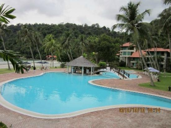 Pangkor Island Beach Resort: Pool