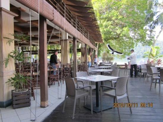 Pangkor Island Beach Resort: Dining area