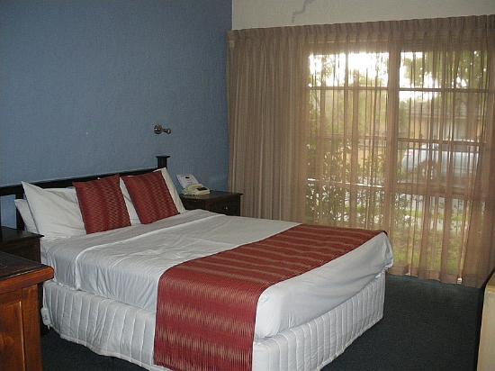 Comfort Inn Greensborough: bedroom