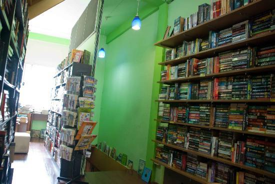 Dasa Book Cafe : All sorts of books