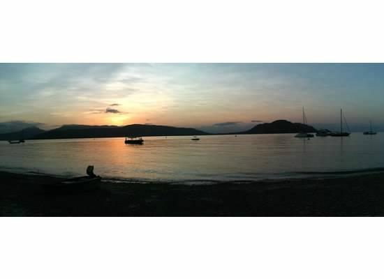 Fitzroy Island Resort: Great sunsets