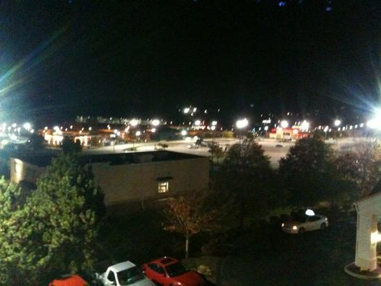 SpringHill Suites Pittsburgh Washington: view from 406