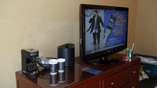 Hyatt Regency Boston: TV