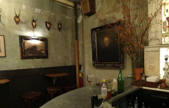 Freemans Restaurant : Old hunting lodge feel
