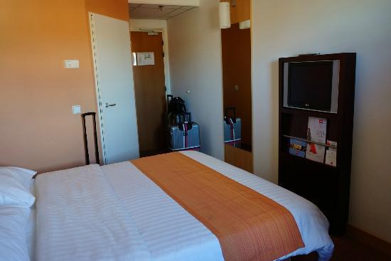 Ibis Praha Old Town: Simple clean room