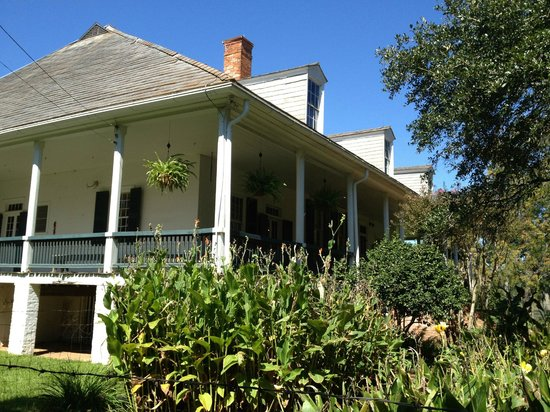 Cane River Creole National Historical Park: Main House