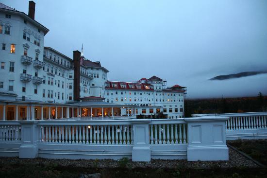 Omni Mount Washington Resort: Hotel