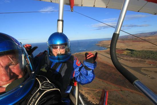 Birds In Paradise Flight School: WOW !! KAUAI, HI