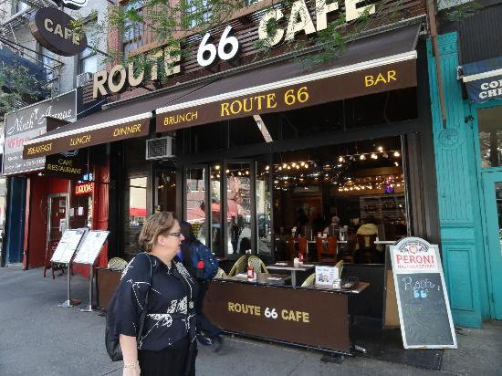 Route  Cafe Inc Nyc