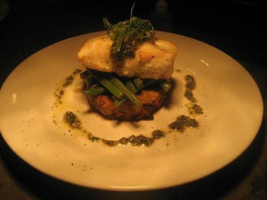 Split Bar & Restaurant: Fresh Fish of the Day dish
