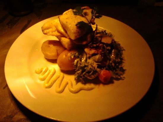 Split Bar & Restaurant: Fresh fish of the Day creation