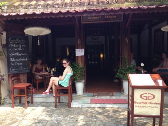 Gourmet Garden Restaurant & Wine Bar: Gourmet Garden, Hoi An