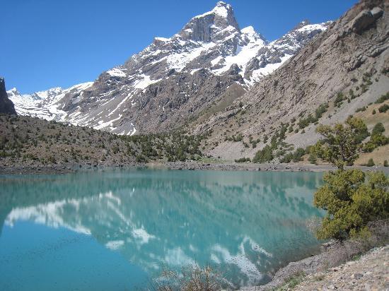 Alauddin Lakes: Mutnoe Lake