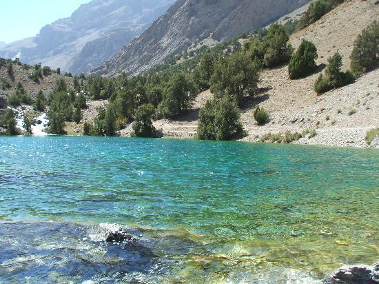 Alauddin Lakes: one of the lakes