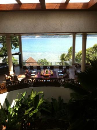 Amari Phuket: view from lobby
