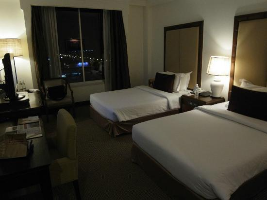 The Imperial Hotel and Convention Centre Korat: Bed Room @DusitPrincess Korat