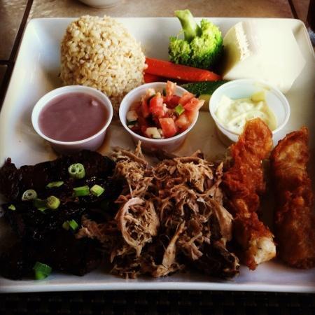 Tante's: Local Hawaiian Plate