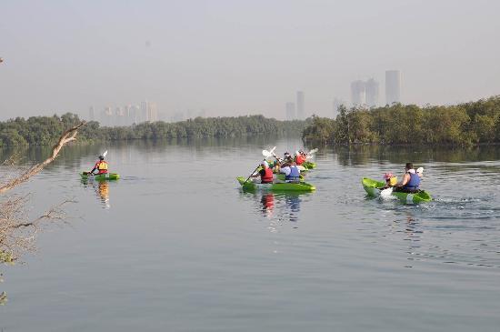 Noukhada Adventure Company: mangrove tour