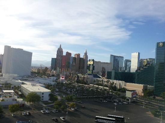 Hooters Casino Hotel: Ausblick vom Zimmer