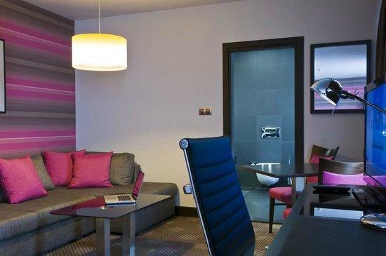 Radisson Blu Grand Hotel Sofia : New Junior Suite